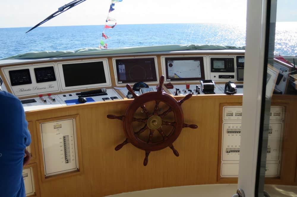 Maintenance of the Marine SMS