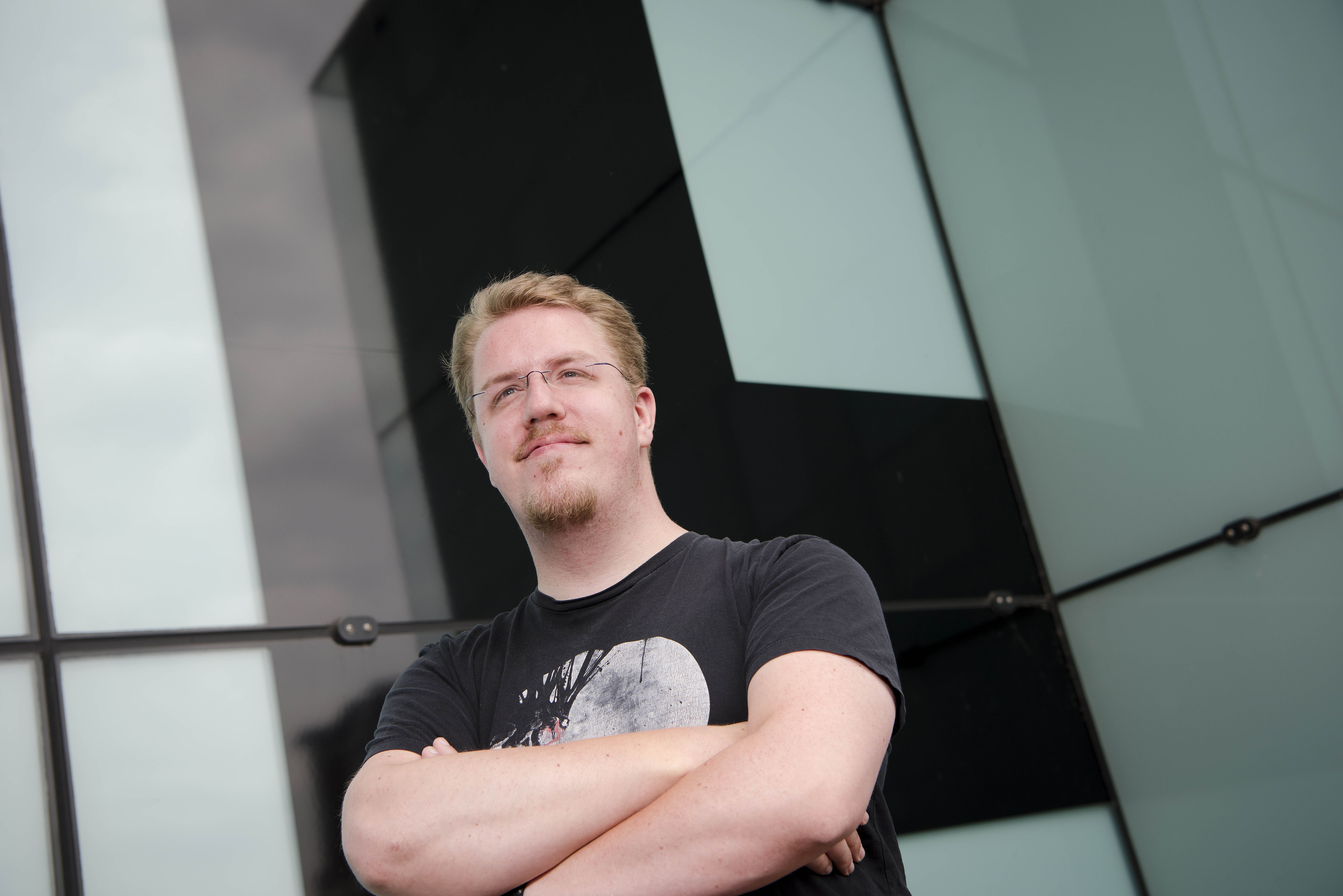 A new addition to the development team: Joost Elfering